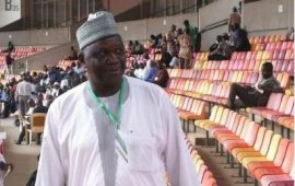 Only fit players will wear Nigeria's Jersey in Abidjan, says Nimrod