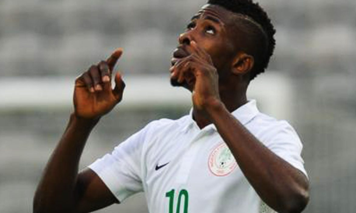 Eagles omission: Iheanacho's last message for revival