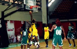 Zenith Bank women's basketball league concludes in Lagos