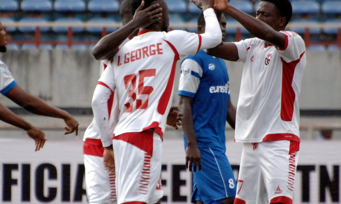NPFL Match Day 33 Roundup: Plateau United looking good for NPFL title