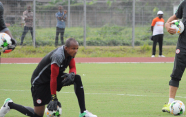 Ezenwa to start against Cameroon
