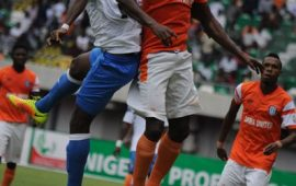 CAFCC: Akwa United undone by first half lethargy in Sudan