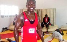 Wrestling: Amas Daniel blames early loss on financing, appeals for sponsors