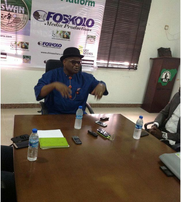 Amiesimaka rues absence of structure, infrastructure for Nigerian youths