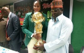 Buhari to receive victorious D'Tigress tomorrow – Dalung