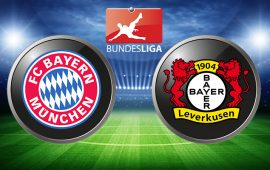 2017/2018 Bundesliga season: Bayern chase 6th consecutive title as Bayer visit
