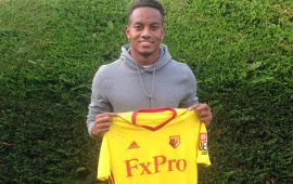 Watford complete Carrillo loan deal