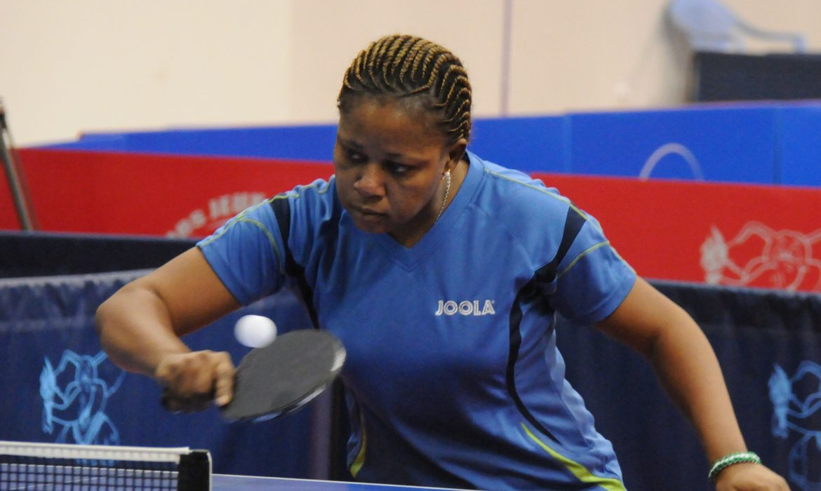 Ahead of 2017 ITTF Nigeria Open:Cecilia Akpan ready to halt foreigners' dominance