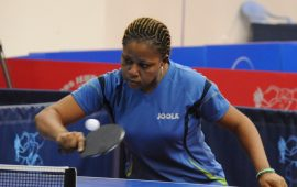 Ahead of 2017 ITTF Nigeria Open: Cecilia Akpan ready to halt foreigners' dominance