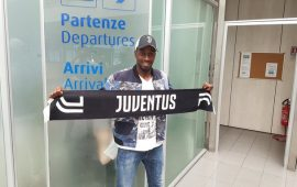 Matuidi arrives Italy ahead Juve move