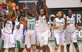Nigeria edge Mali to qualify for 2018 FIBA Women's World Cup