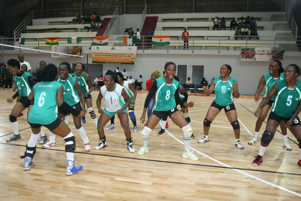 Report: Nigeria 3-0 Ghana: Nigeria crush the Black Queens to confirm top favourite status in  FIVB women WC qualifiers