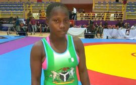 Judo: Gofit Winnie of Nigeria ranked 74th in the World by IJF, gets nod from Army Chief