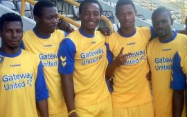 Gateway FC sack Samuel Abimbola- led crew after poor run of results