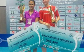 Surprise defeats for top seeded players
