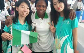 FISU: Nigeria makes appearance in Taekwondo event