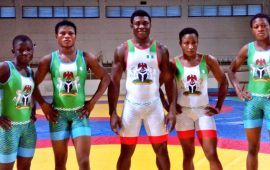 Wrestling: Nigeria's participation at the World Championship in jeopardy