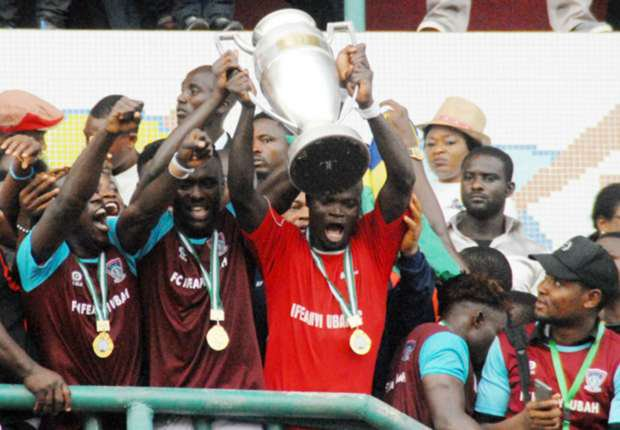 AITEO CUP draws: Enyimba to face ABS twice in four days