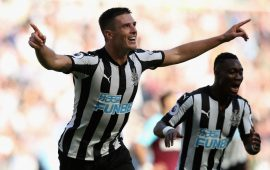 Newcastle hammer West Ham, as Swansea grab first PL win