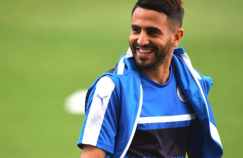 Mahrez given permission to leave Algeria to complete move from Leicester