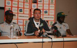 Ivory Coast expecting a 'tough match' against Gabon despite Aubameyang's absence