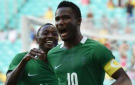 Nigeria invite Mikel, Ighalo, others for Cameroon