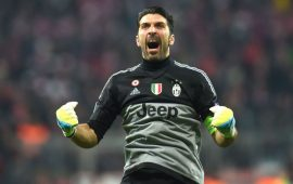 Buffon: I owe my goalkeeping inspiration to Cameroon's N'Kono