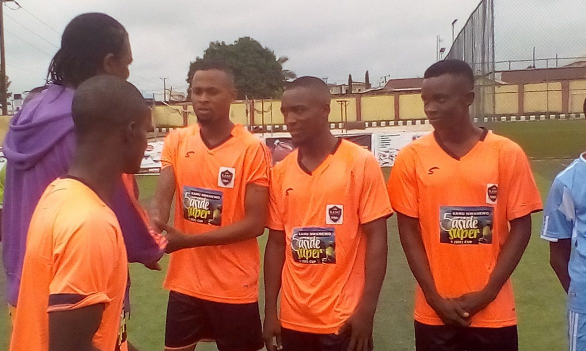 Kanu Super Six: FUTO wins inaugural Kanu 6-A-side competition