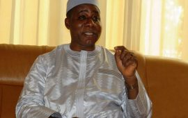 Nigeria Ambassador to Mali visits D'Tigress ahead of opening game