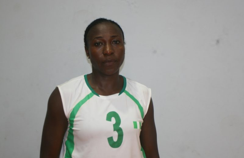 "Volleyball WC qualifiers: Nigeria's Ladi Jalmet says ""we need early camping"""