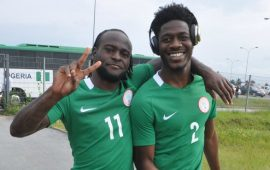 Victor Moses to lead Nigeria to the Promised World Cup 2018