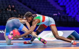 Hockey chief questions Rivers State government over hosting  2018 Africa Wrestling Championships