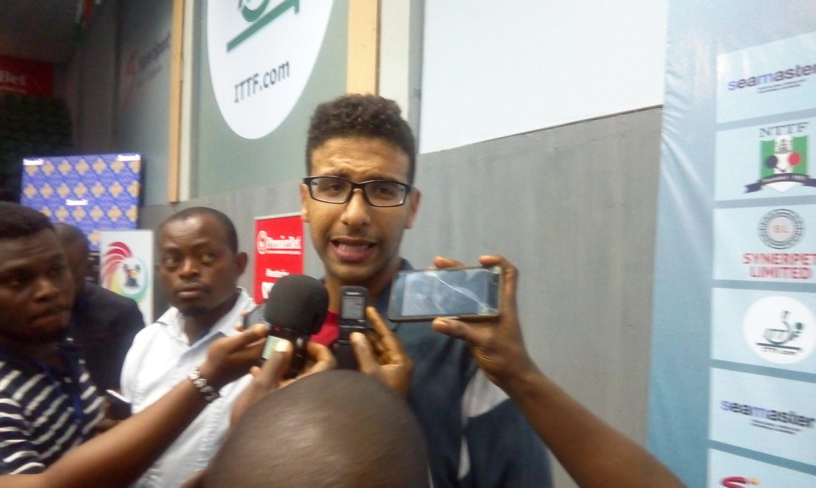 I'm indebted to Lagos fans – Omar Assar
