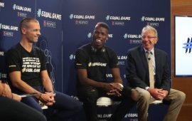 #EQUALGAME: Pogba champions UEFA's latest anti-racism campaign