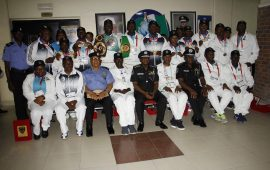 World Police Games Aftermath: Four Nigeria Police Officers bag automatic promotion