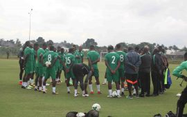 Can Nigeria Overcome Cameroon's Psychological Test?