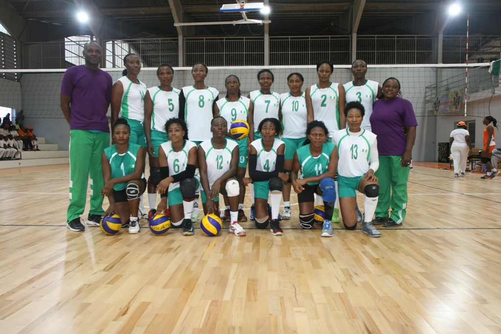 Volleyball: Nigeria female team qualifies for Africa Championship