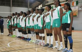 Volleyball: National female team defeat Abuja selected side