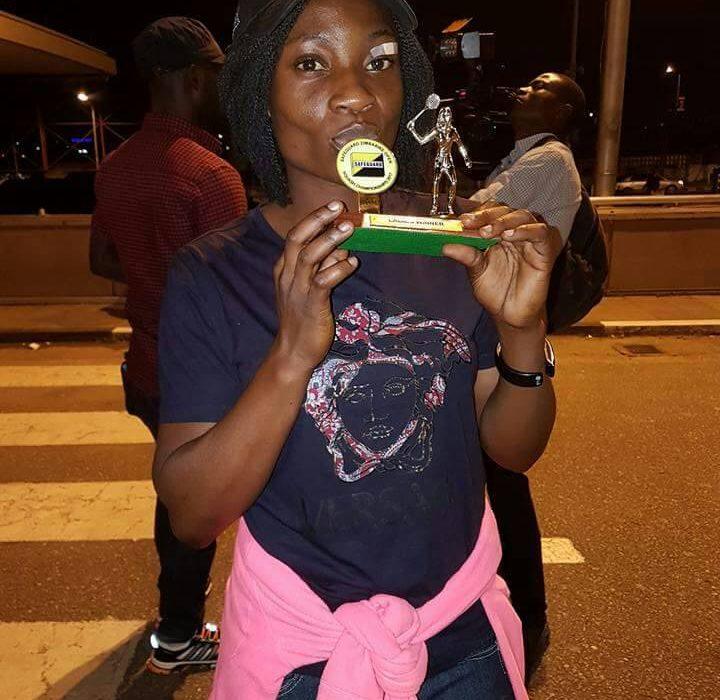 Squash: Yemisi Olatunji applauds sponsors and fans across the world