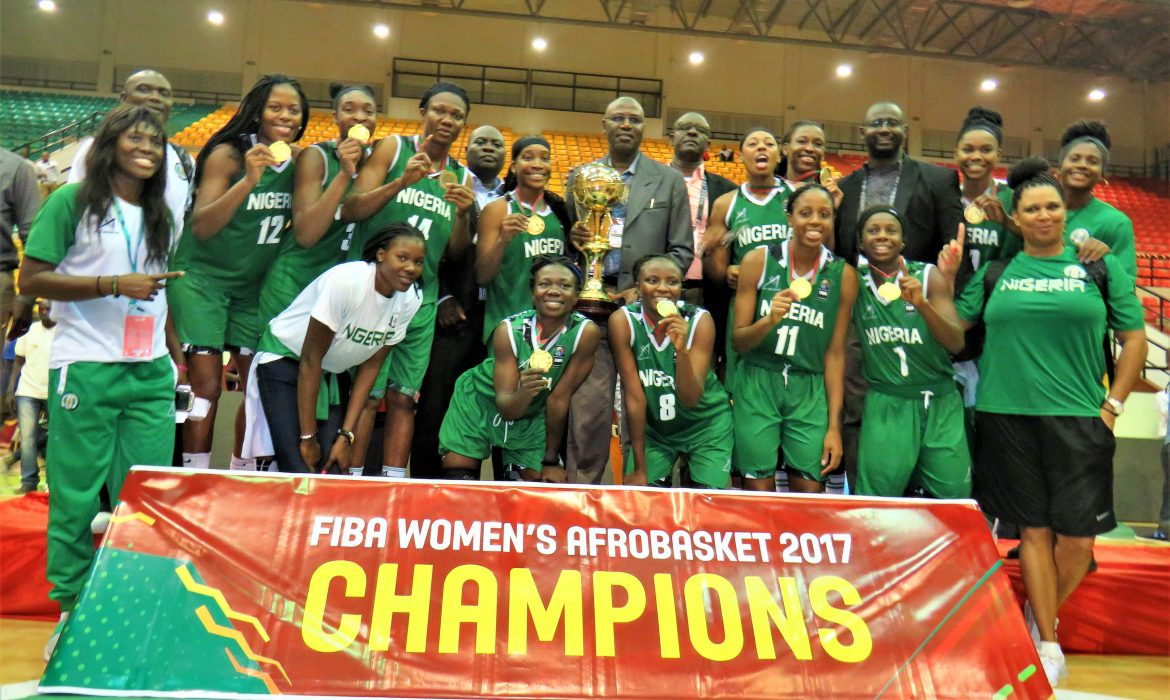 Victorious D'Tigress to arrive Lagos today