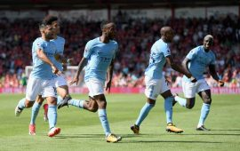 City leave it late to win at Bournemouth
