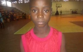 Isa Rasheed: The dazzling 11 year old at summer basketball clinic