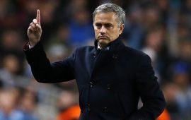 Jose Mourinho is NOT a Defensive Coach