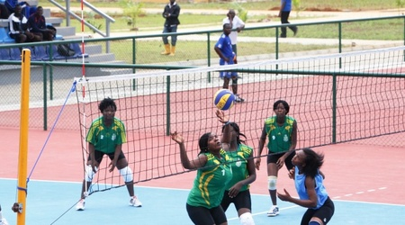W/Cup Qualifiers: Nigeria Volleyball Federation name squad, departs for Abidjan tomorrow