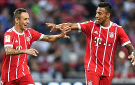 Champions Bayern begin season in style