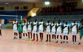 Africa Cup: Volleyball Federation invites 32 male players