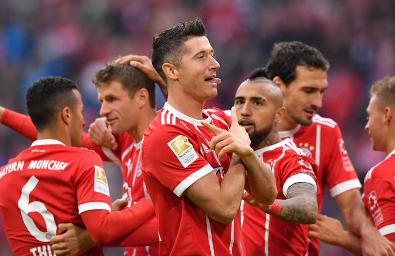 Bundesliga Preview: Bayern welcome Wolfsburg