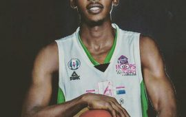 Off the court with Bolaji Emilagba