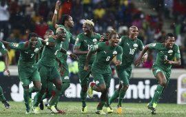 Burkina Faso name squad for South Africa showdown