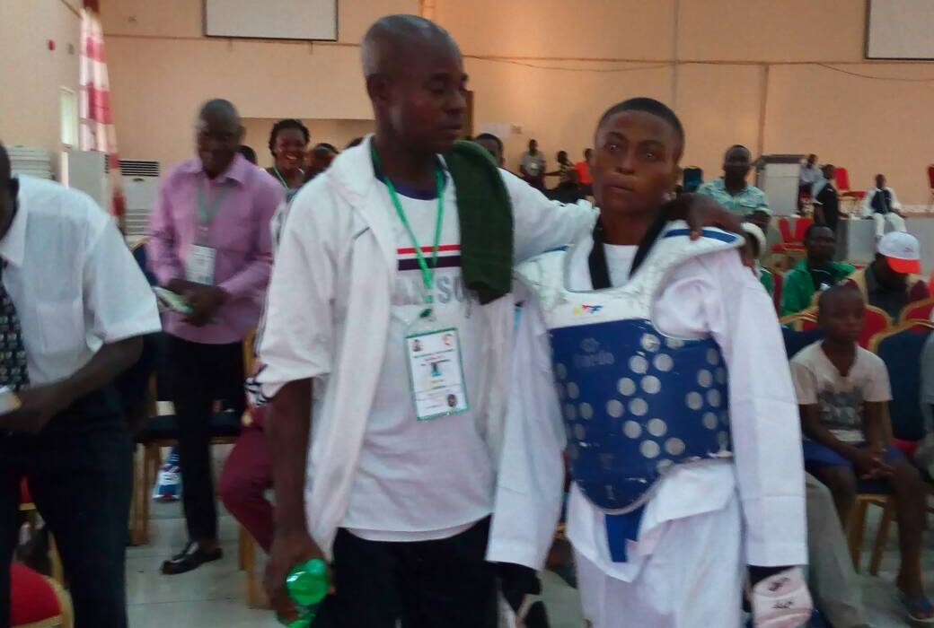 Bashir, Chidinma retain title as Adekuoroye wins Gold at the Youth Games